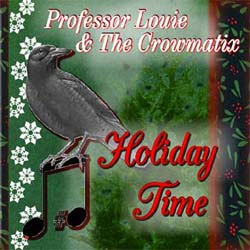 Holiday Time CD